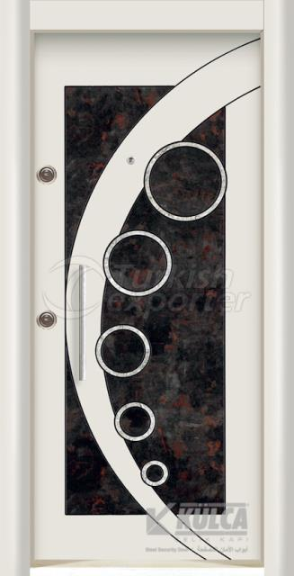 Y-1225 (LAMİNATE STEEL DOOR)
